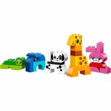 LEGO® DUPLO® Creative Animals 1-5yrs 10573