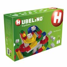 Hubelino 106pc Marble Run Basic Construction Set 4+