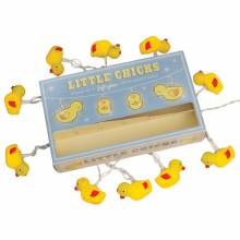 Little Chicks String Of 10 Lights