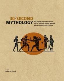30 Second Mythology Book