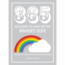 365 Reasons To Look On The Bright Side Hardback Book