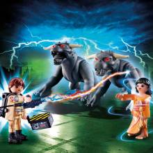 Ghostbusters™ Venkman and Terror Dogs 9223