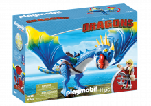 Astrid & Stormfly Dragons Playmobil 9247