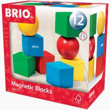 BRIO® Magnetic Blocks 1+ 30123