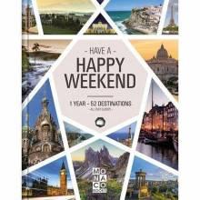 Have A Happy Weekend - Hardback Book