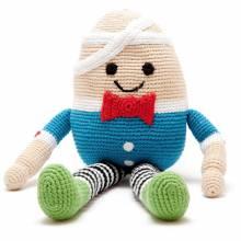 Crochet Humpty Dumpty Handmade.