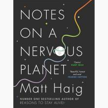 Notes On A Nervous Planet - Hardback book