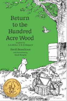 Winnie The Pooh - Return To The Hundred Acre Wood Hardback Book