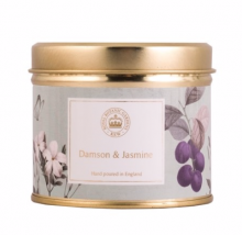 Damson & Jasmine Candle Kew Aromatics Candle 160g