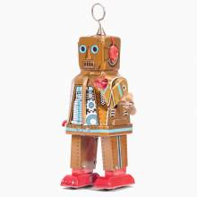 Space Robot Tin Toy. 21cm.