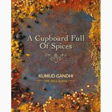 A Cupboard Full Of Spices - Hardback Book