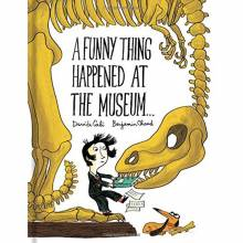 A Funny Thing Happened At The Museum Hardback Book