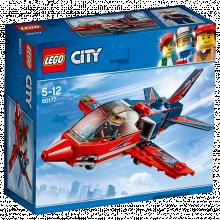 LEGO® City Airshow Jet 60177 Age 5-12