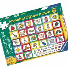 Alphabet Puzzle 30pc Ages 3+