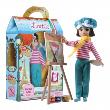 Always Artsy Lottie Doll 3yr+