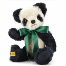 Antique Panda Bear Merrythought 14""