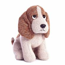 Fabbies Basset Hound Dog Soft Toy 0+