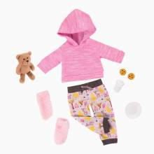 Bear Hugs - Our Generation Doll Clothes Set 3+