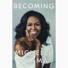 Becoming By Michelle Obama - Hardback Book