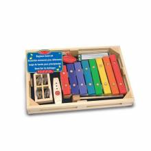 Beginner Band Set By Melissa & Doug 3+