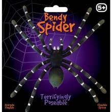 Bendy Spider Toy 5+