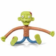 Flexi Fright Bendy Walking Zombie Figure VARIOUS