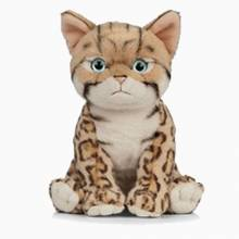 Bengal Kitten Soft Toy 18cm