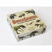 Bingosaurus Board Game 5+