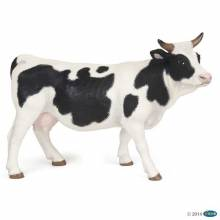 Black And White Holstein Friesian Cow Family PAPO FARM ANIMAL