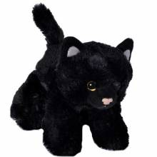 Black Cat Soft Toy 18cm