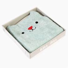 Blue Cat Bath Mitt
