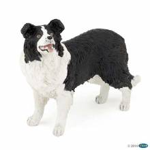 Border Collie Dog PAPO FARM ANIMAL