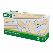 Expansion Pack Beginner  BRIO® Wooden Railway Age 3+