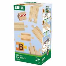 """Starter Track Pack """"B"""" BRIO® Wooden Railway 3+"""