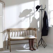 Brookby Coat Stand  Iron coat rack
