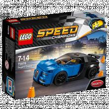 LEGO® Speed Champions Bugatti Chiron 75878 Age 7-14