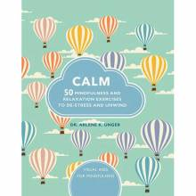 Calm - 50 Mindfulness And Relaxation Exercises Book