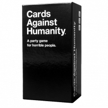 Cards Against Humanity Game 17yrs+