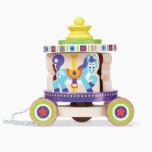 Carousel Pull Toy By Melissa + Doug