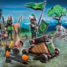 Wolf Knights With Catapult Knights Playmobil 6041 4-10yrs