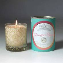 Luxury Scented Candle Champagne & Pomleo By Canova
