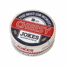 The World's Best Cheesy Jokes In Cheese Box
