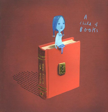 Child Of Books By Oliver Jeffers Hardback Book