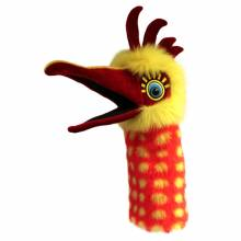 CHUCKLE Snappers Brightly Coloured Glove Puppet