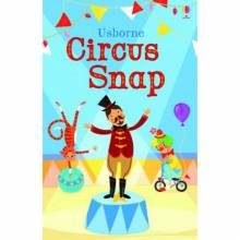 Usborne Circus Snap Boxed Card Game 3+