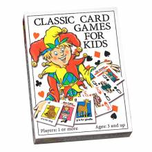 Classic Card Games for Kids 3+