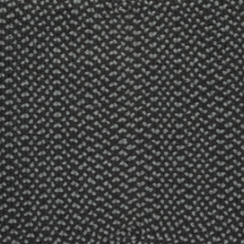 Coal Pewter Round Braided Rug Recycled Plastic 152cm