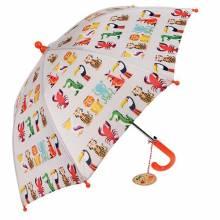 Colourful Creatures - Child's Umbrella 3yr+