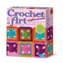 Easy To Do Crochet Art Kit 8+