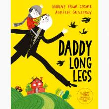 Daddy Long Legs - Paperback Book